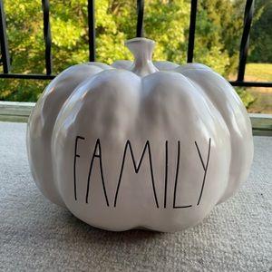 NEW! Rae Dunn Family Pumpkin